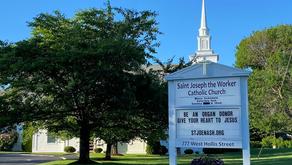 8:00am Sunday Mass Is Returning!