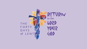 St. Joseph Parish 2021 Lenten Opportunities