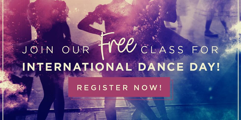 International Dance Day FREE Class!