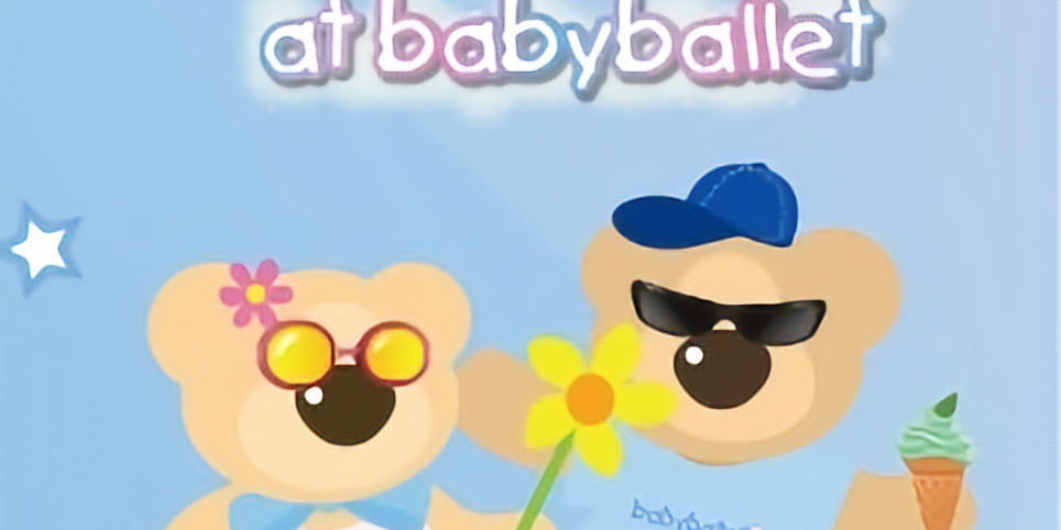 Monday 9th July Exmouth session 'Off to the Beach with babyballet'  (Movers & Groovers 3-6 yrs)