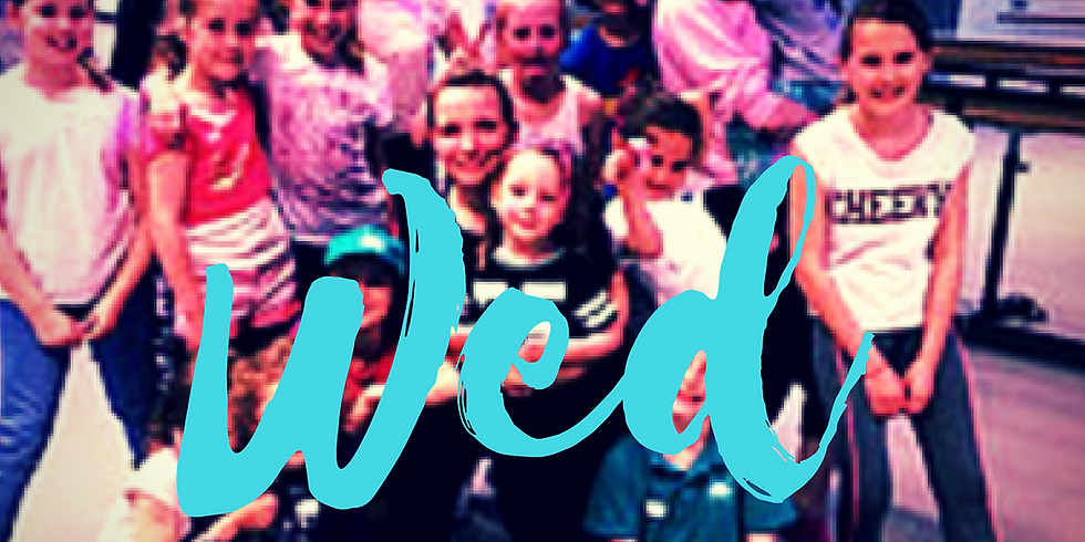 Summer Dance Camp 5-12 yrs WED 20th August  (1)
