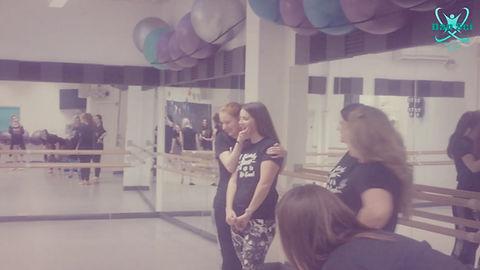 Hen Parties at DanSci Dance Studio