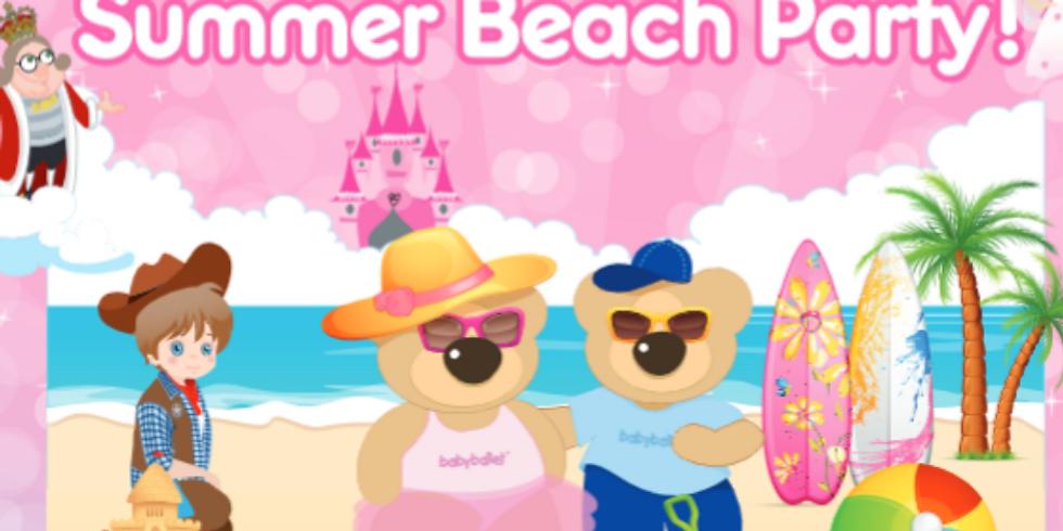 babyballet Summer Beach Party (18m - 5yrs) (1)