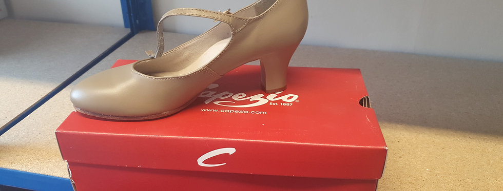 Capezio Tan Dance shoes