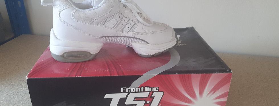 Dance Sneakers: Frontline TS-1 Size 2