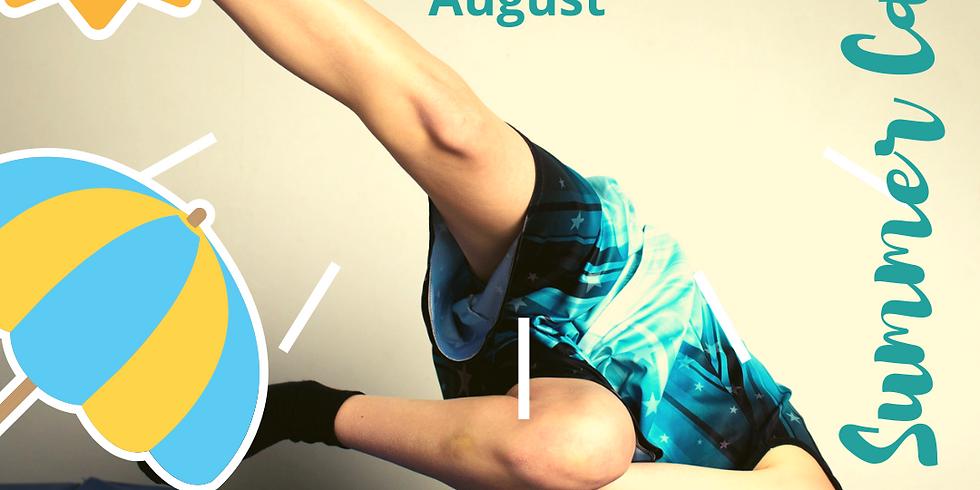 Summer Dance Camp 5-12 yrs 12th -  16th August 2019