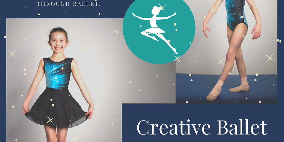 Creative Ballet Intensive 30th March 2020 (8-12 yrs)