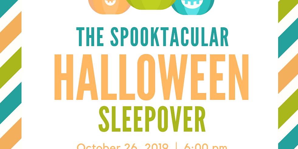Spooktacular Halloween Sleepover!