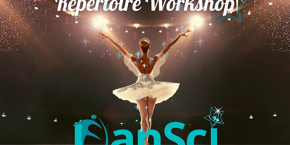 Learn a Famous Ballet Variation- Monthly Workshops (Next session Sat 17th July @3pm )