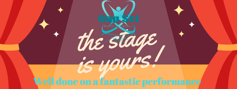 Why we choose to do Performances at DanSci Dance Studio, Exeter