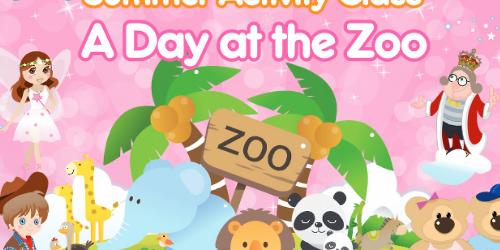 babyballet Event- Day at the Zoo! (18m - 5yrs)