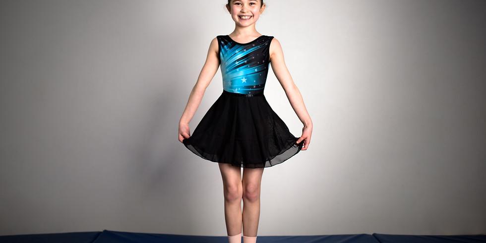 Classical Ballet intensive Grades 1-5 or equivalent £20