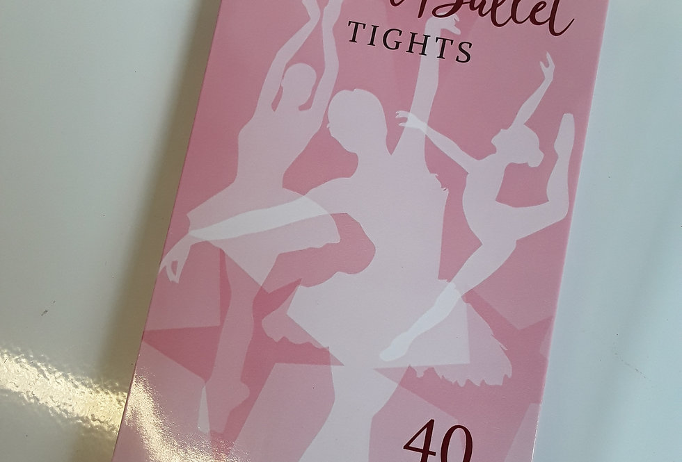 Footed ballet tights childrens