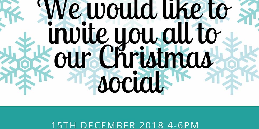 DanSci Christmas Social