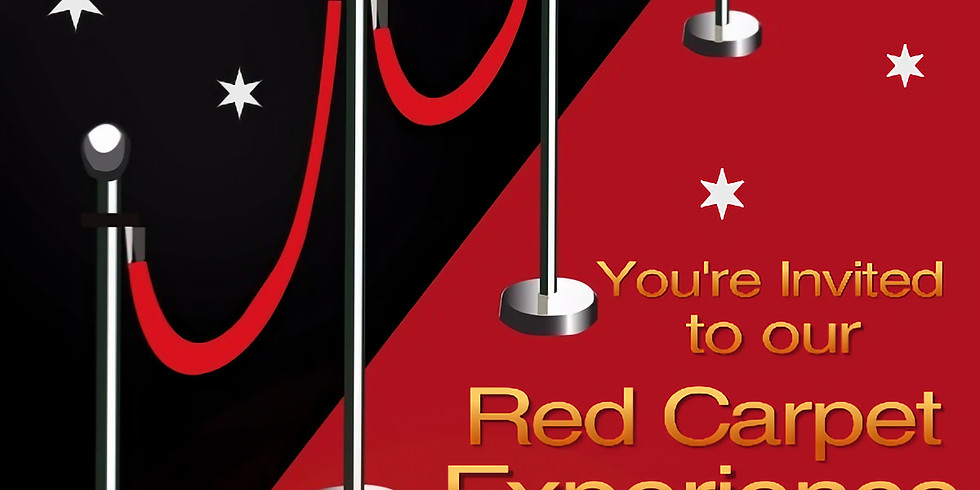 Red Carpet Celebration Evening