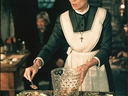 """Codorna no Sarcófago - O famoso Caille en Sarcophage do filme """"A Festa de Babette"""""""