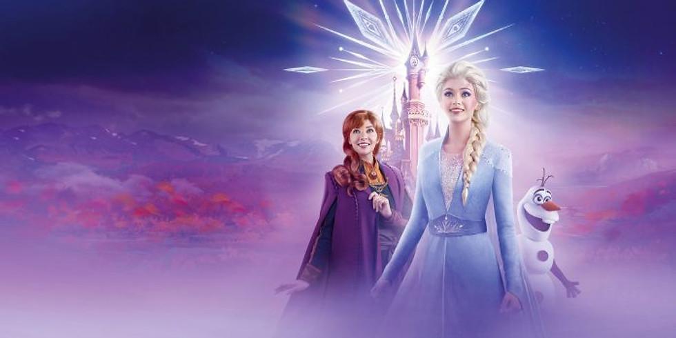 Frozen Celebration Disneyland Paris prenota entro il 31 marzo