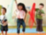 Dança | Creche, Berçário, Pré escola