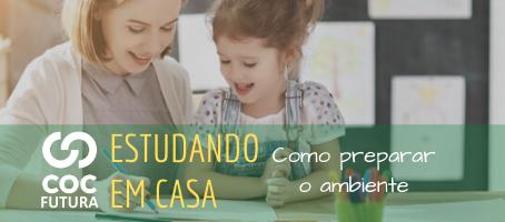 Estudando em casa: como preparar o ambiente