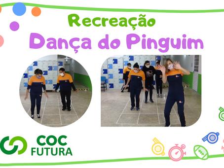 Dança do Pinguim Recreação Educação Infantil