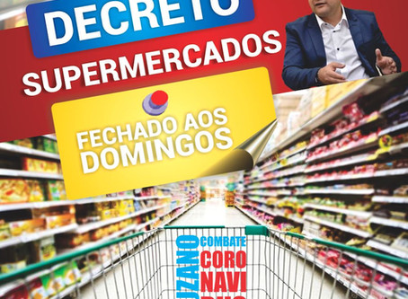 SUZANO TOMA NOVAS MEDIDAS RELACIONADAS AOS SUPERMERCADOS E ATACADISTAS: