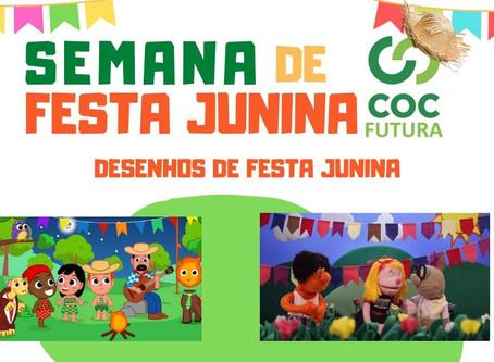 Especial Semana de Festa Junina Estação Futura