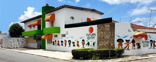 Estação Futura Educação Infantil Escola