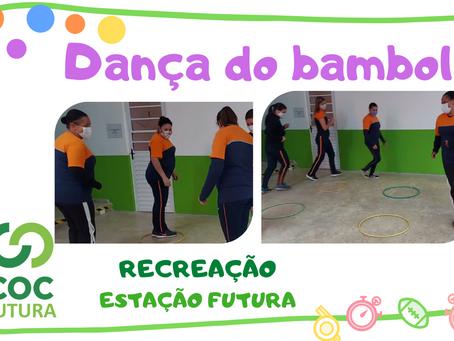 Dança do bambolê Recreação Educação Infantil