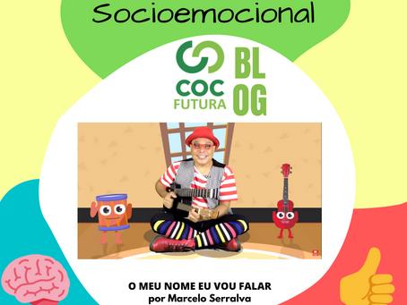 Vamos cantar nosso nome! Identidade da criança na Educação Infantil Atividade Socioemocional