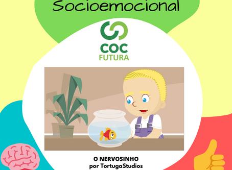 O peixinho nervosinho- Socioemocional Educação Infantil