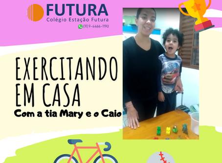 EXERCÍCIOS PARA CRIANÇAS Educação Infantil