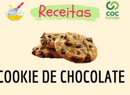 Criança na cozinha: Cookies!