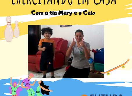 Dançando na sala!- Educação Infantil