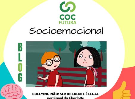 Bullying não! Atividade Socioemocional Educação Infantil