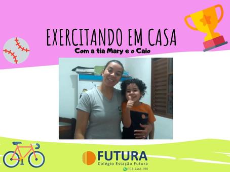 ALONGANDO EM CASA - Educação Infantil