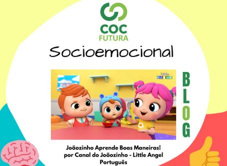 Boas maneiras na mesa- Atividade Sociomocional Educação Infantil