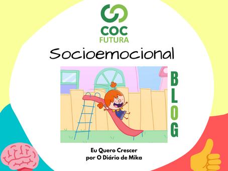 Ser crianças é bom demais! Atividade Socioemocional  Educação Infantil