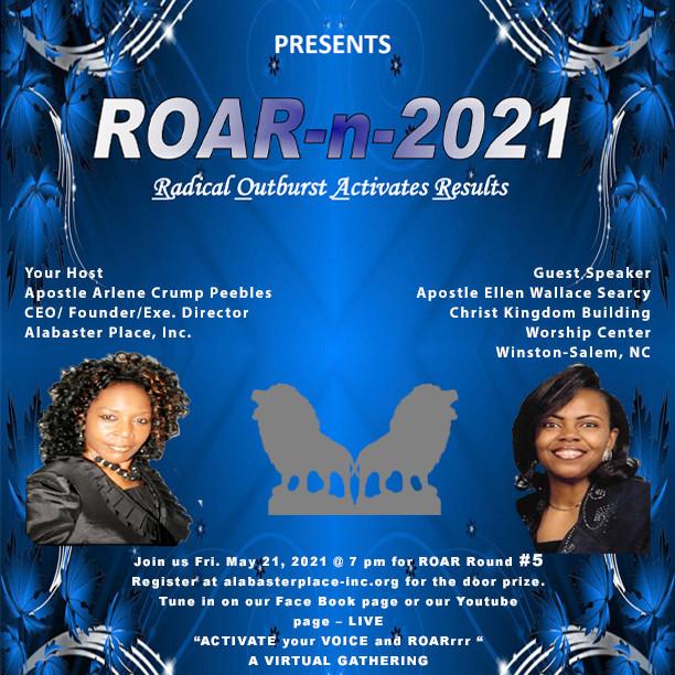 ROAR-N-2021 May 2021