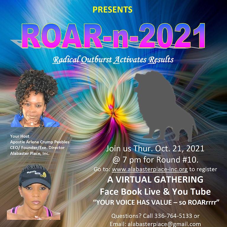 ROAR-N-2021 October 2021