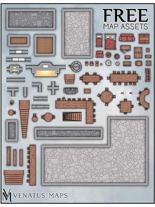 Tavern Assets