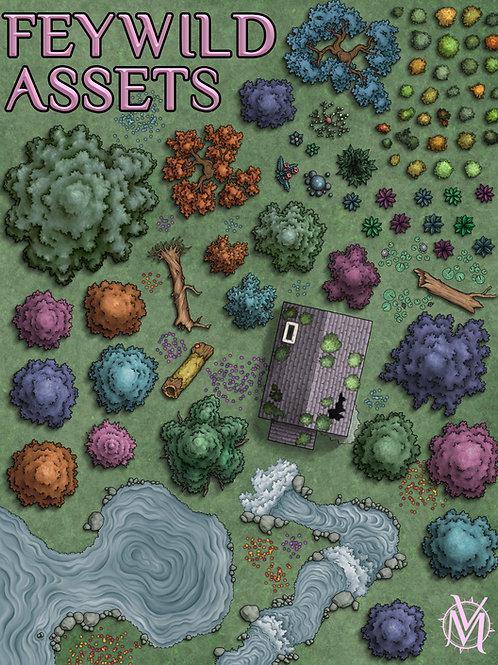 Feywild Assets