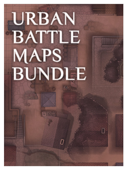 Urban Battle Bundle