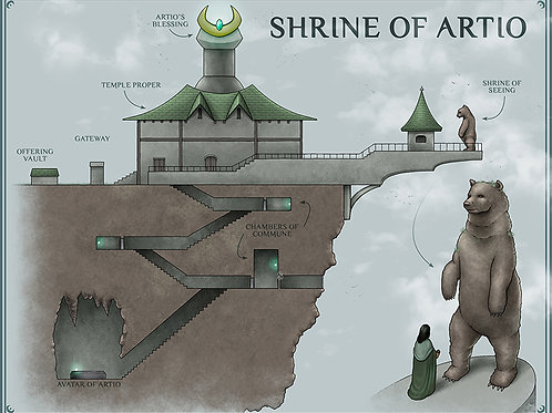 Shrine of Artio