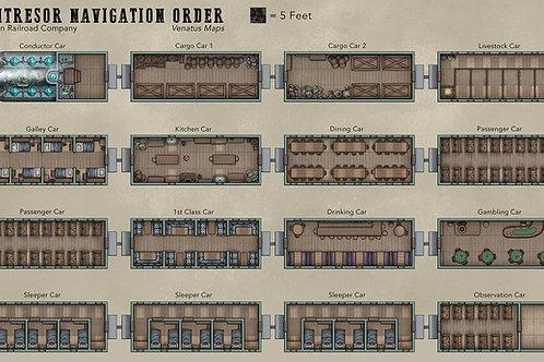 Montresor Navigation Order
