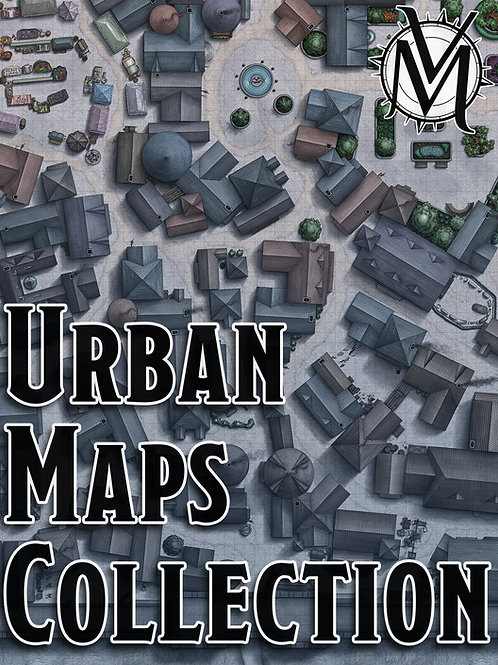 Urban Maps Collection
