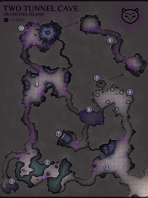 Two Tunnel Cave