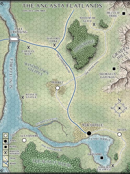 Ancasta Flatlands