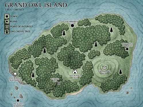 Grand Owl Island
