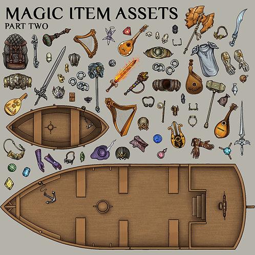 Magic Item Assets pt.2