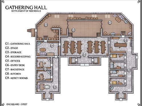 Gathering Hall
